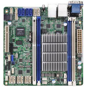 Asrock C2750D4I - Carte mère Mini ITX avec CPU Atom C2750