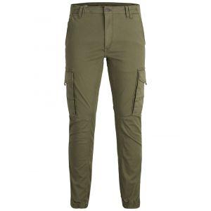 Jack & Jones Pantalons Jack---jones Paul Flake Akm 542 L34 - Olive Night - W36-L34