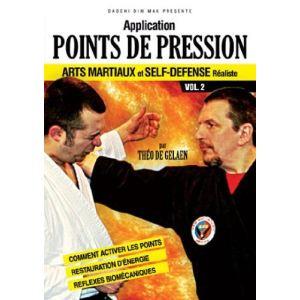 Application points de pression - Volume 2