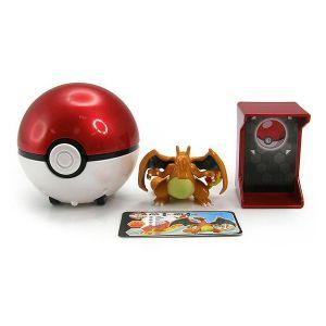 Tomy Pokémon Coffret de 3 Pokéballs
