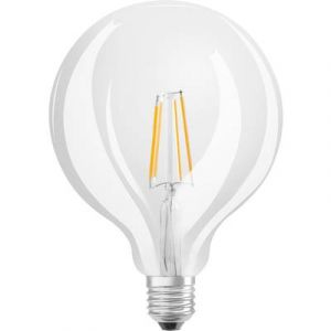 Osram LED E27 en forme de globe 6.5 W = 60 W blanc