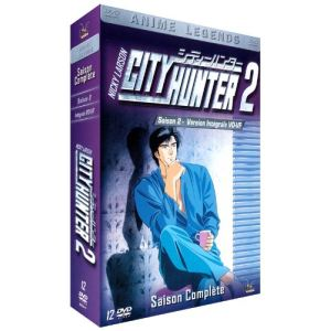 Nicky Larson City Hunter - Saison 2