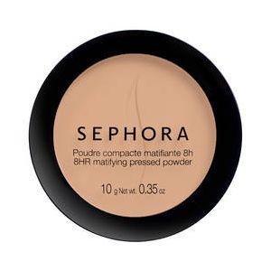 Sephora Poudre compacte matifiante 8 h pressed powder