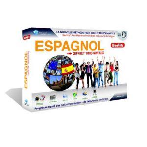 Coffret Berlitz Espagnol - Tous niveaux [Windows]