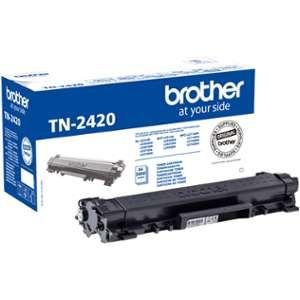 Brother TN-2420 - Toner Noir Original
