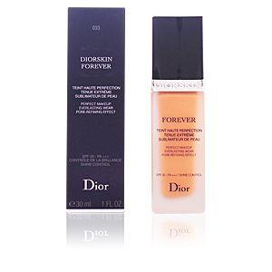 Dior Diorskin Forever 033 Beige Abricot - Teint haute perfection tenue extrême sublimateur de peau