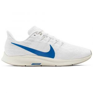 Nike Chaussure de running Air Zoom Pegasus 36 pour Homme - Argent - Taille 43 - Male