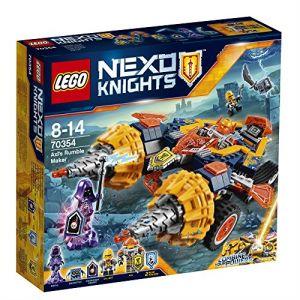Lego 70354 - Nexo Knights : La foreuse d'Axl