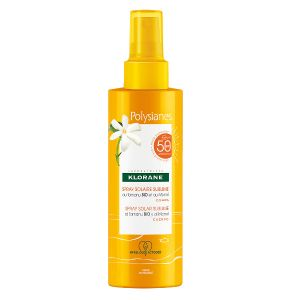 Image de Klorane Solaire Spray Sublime - 200 ml - SPF 50