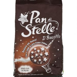 Mulino bianco Biscuits Pan di stelle à la crème fraîche