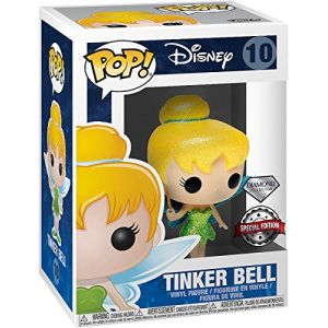 Funko Figurine Disney - Tinker Bell Glitter Diamond Exclusive Pop 10cm