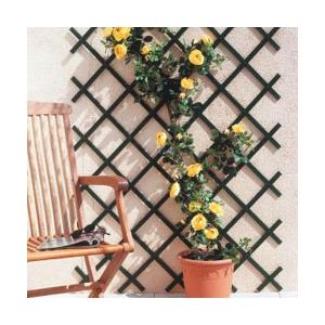Intermas Gardening Trelliflex - Treillis en plastique 1 x 3 m