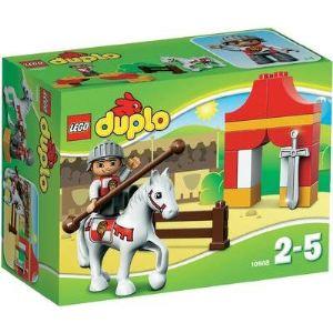 Duplo 10568 - Ville : Le combat du chevalier
