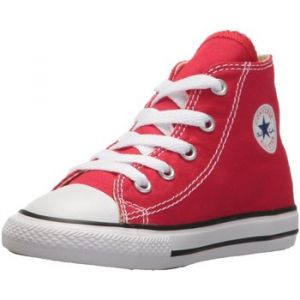 Converse Echangez Mandrini bambini 3J232C AS HI CAN Rosso Rosso, Größe Schuhe Kinder:32