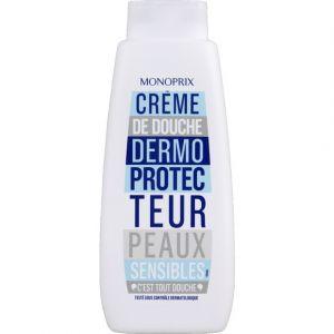 Monoprix Crème de douche Dermoprotecteur peaux sensibles - Le flacon de 500ml