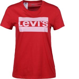 Levi's The Perfect T-shirt Femmes rouge T. XS