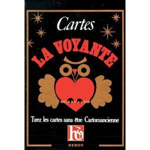Héron Cartomancie La Voyante