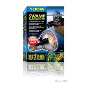 Exo terra Ampoule Swamp Basking Spot pour Reptiles et Amphibiens 100W
