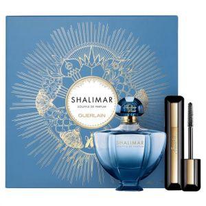 Guerlain Shalimar Souffle de Parfum - Coffret eau de parfum et mascara Cils d'Enfer So Volume