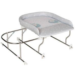 Geuther Combi table à langer/baignoire Varix 009 Mouton
