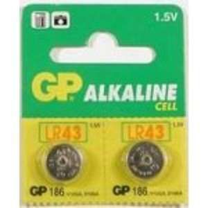 GP Batteries 103361 LR43