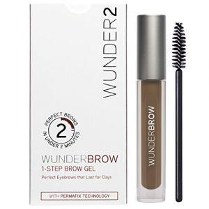 Wunder2 Wunderbrow 1-step brow gel - Gel à sourcils