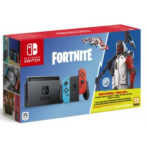 Nintendo Console Switch Fortnite