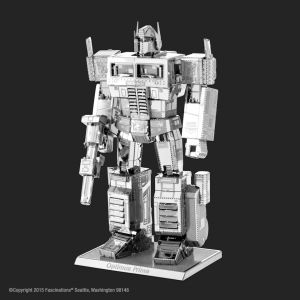 Metal Earth 5060300 - Maquette 3D Transformers Optimus Prime
