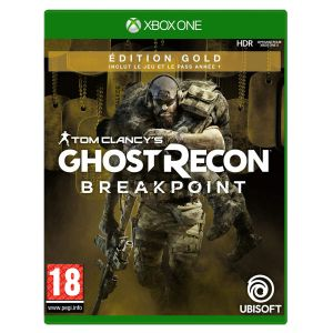 Tom Clancy's Ghost Recon : Breakpoint - Gold Edition [XBOX One]