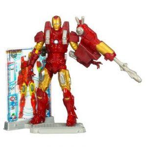 Hasbro Figurine Iron Man Power assault Armor