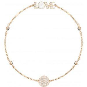 Swarovski Bracelet Remix 5353846 - Bracelet Remix Strandage Love Femme