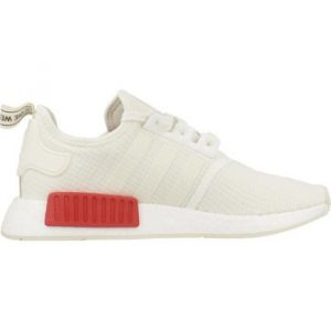 Image de Adidas Nmd R1 chaussures blanc rouge 45 1/3 EU