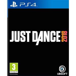 Just Dance 2018 sur PS4