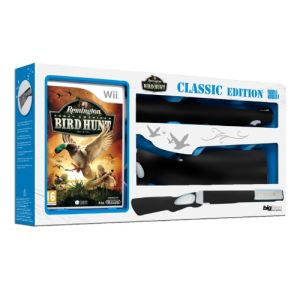 Remington Great American Bird Hunt + Fusil [Wii]