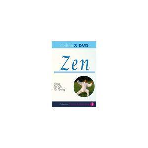Coffret Zen - Yoga + Tai Chi + Qi Gong