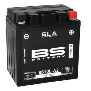 BS Battery Batterie BS BB10L-A2 sans entretien activée usine