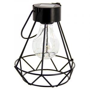 Xanlite SORETRO2, Lanterne Solaire Khara-éclairage Firefly, Blanc Chaud