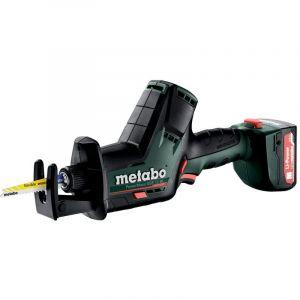 Metabo SCIE SABRE SANS FIL POWERMAXX SSE 12 BL (602322500) 12 V 2 Ah, 16 mm