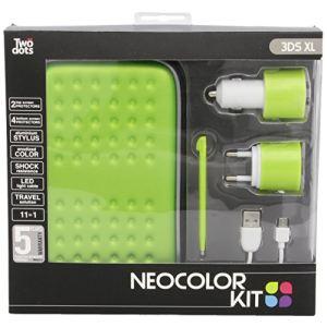Two dots Kit d'accessoires 11-in-1 pour Nintendo 3DS