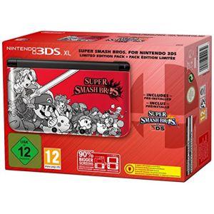 Nintendo 3DS Console + jeu Super Smash Bros