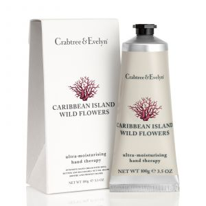 Crabtree & Evelyn Caribbean Island Wild Flowers - Crème mains