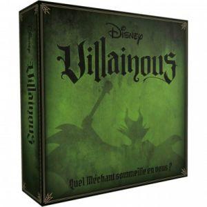 Ravensburger Jeux de société Villainous Disney