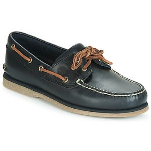 Timberland Chaussures bateau CLASSIC BOAT 2 EYE bleu - Taille 41