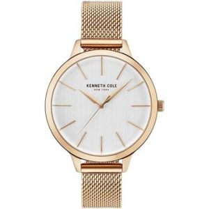 Kenneth Cole Montre Keneth Cole Femme Madison Acier Doré rose Milanais KC15056014