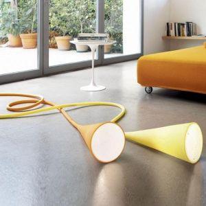 Foscarini UTO-Lampe baladeuse / Suspension d'extérieur H20cm Blanc