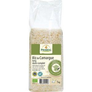 Priméal Riz Long 1/2 Complet Camargue 1kg