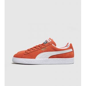 Puma Suede Classic, Sneakers Basses Mixte Adulte, Rouge (Burnt Ochre White), 42 EU