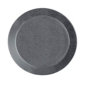 iittala Teema - Set de 2 Assiettes - mouchetée gris/Ø17cm/nouvelle couleur 2017