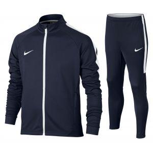 Nike Dry Academy Trk Suit - Survêtement Dri-FIT Academy Garçon Bleu (Obsidian/White/451) M (137 -147 Cms/ 10-12 Ans)