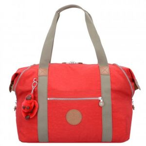 Kipling Sac de voyage Art M 58 cm True Red C rouge